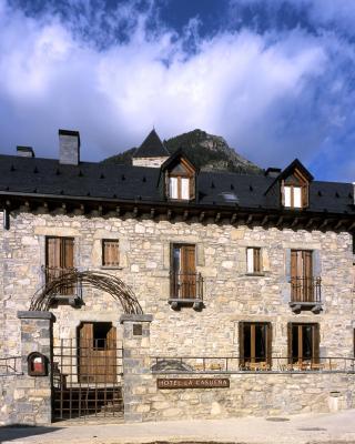 Hotel La Casueña