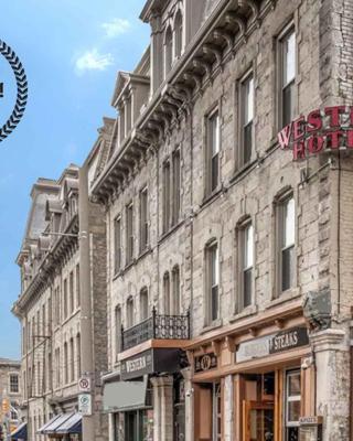 Western Hotel & Executive Suites