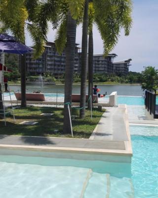 Lagoon View Condominium at Mount Pico de Loro and Hamilo Coast