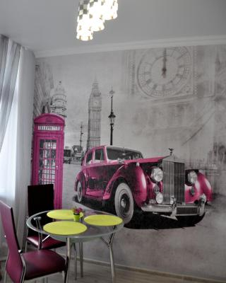 ZhK Panoramy Apartment Zhloby 139