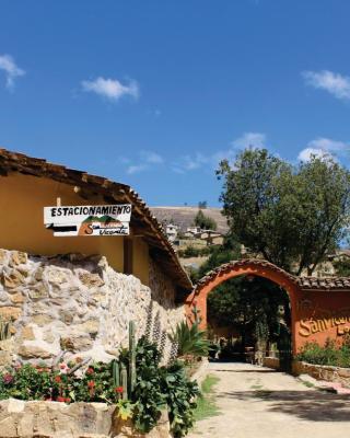 Hotel Lodge San Vicente