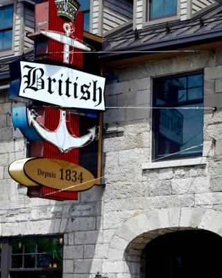 British Hotel and Public House
