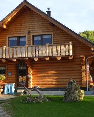 Zrubový rodinný dom Rodika