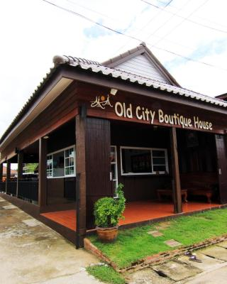 Old City Boutique House