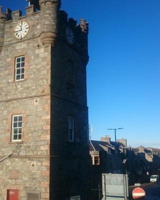 Dufftown Tower View
