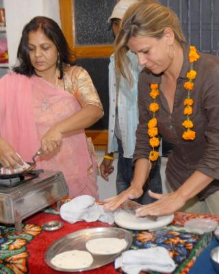 Pushkar Cooking Art and Home Stay