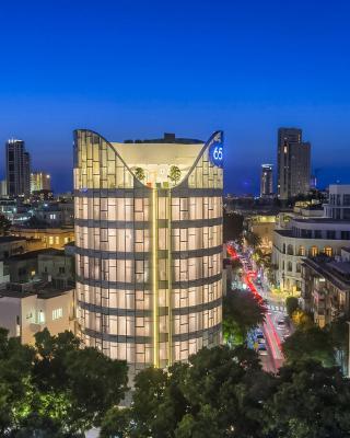 فندق 65، روتشيلد تل أبيب - فندق أن أطلس البوتيكي