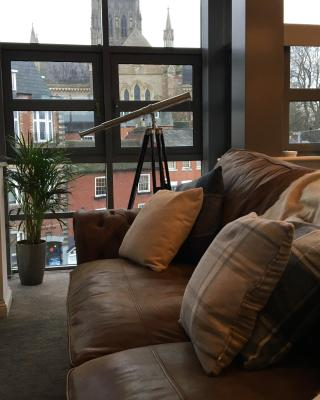 Worcester Boutique Suites Cathedral Square