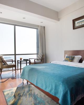 Qingdao Jinshan We+ Holiday Apartment (Qingdao Olympic Sailing Center)