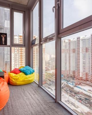 Apartments on Kosmonavtov 5