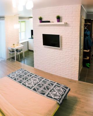 Apartment on Kooperativnaya 21