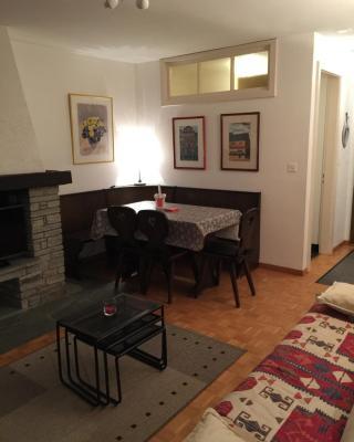 Apartment Elysée in Crans-Montana