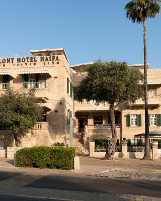 فندق ذا كولوني