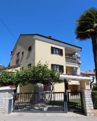 Apartments Villa Mattossi