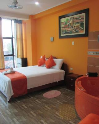 Hotel Rio Sol Tingo Maria
