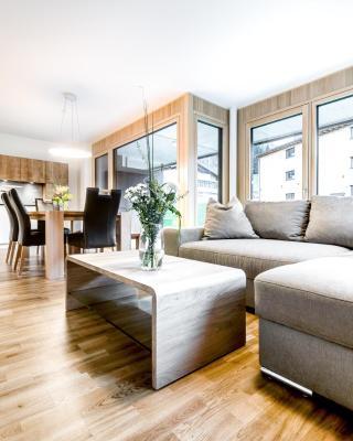 Gartenappartment de Luxe by A-Appartments