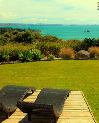 Koi Roc Waiheke Island Accommodation