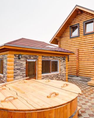 House Rucheek with sauna