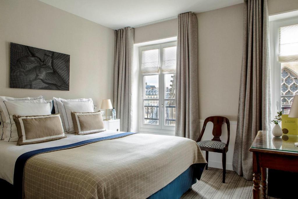 O Hôtel de la Place du Louvre é uma das opções de hospedagem em Paris