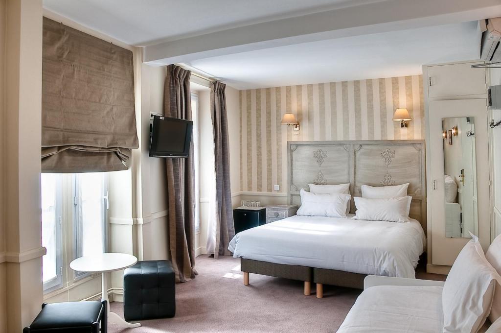 O Hôtel de la Motte Picquet é uma das hospedagem em Paris