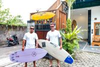Medewi Hady SurfCamp