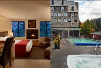 Mountain Side Hotel Whistler by Executive