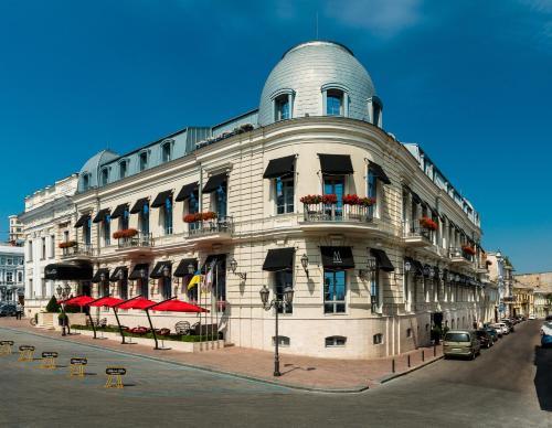 Hoteles en Odesa, Ucrania. ¡Precios increíbles! - Booking.com