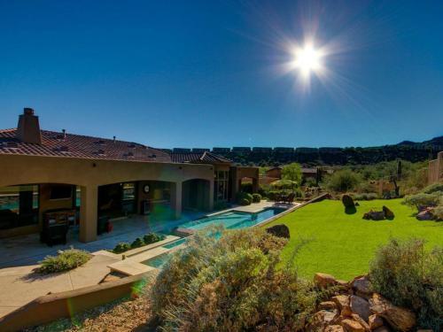 Sunridge Canyon Home
