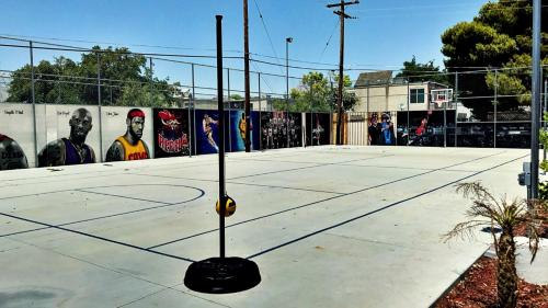 Basketball Dream House