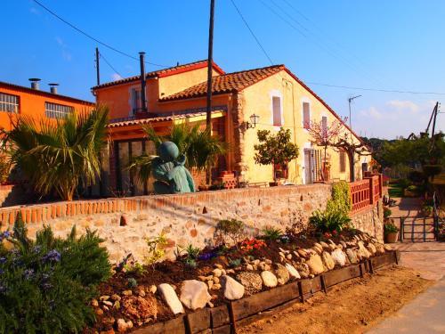 Casa de vacaciones Masia Pau Prat (España Lliçà dAmunt ...