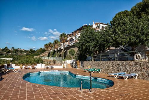 Hoteles en Frigiliana, España. ¡Precios increíbles ...