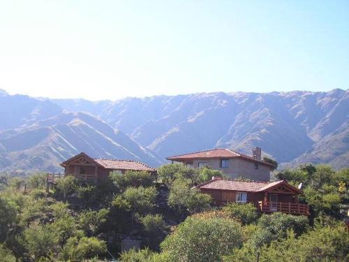 Cabañas Toay Merlo San Luis