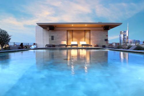 Booking.com : 489 hoteles de 5 estrellas en Italia.