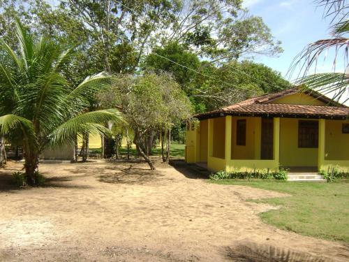 Chalé Amarelo