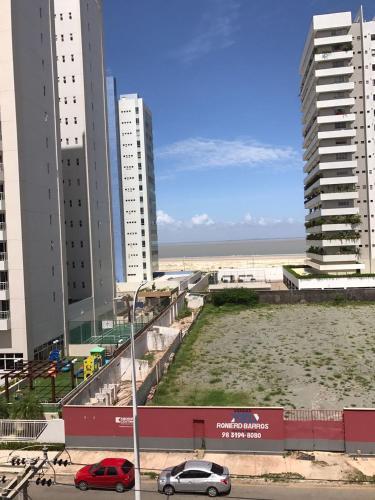 Apto frente Mar, São Luis