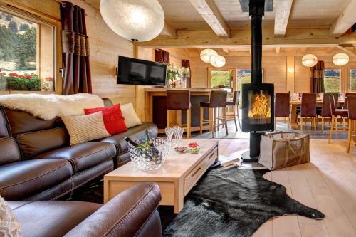 Los 10 mejores hoteles 5 estrellas en La Clusaz, Francia ...