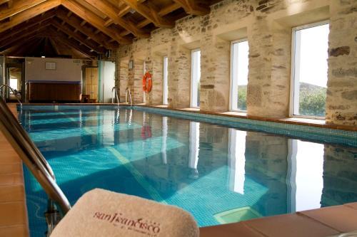 Los 10 mejores hoteles con pileta en Santiago de Compostela ...