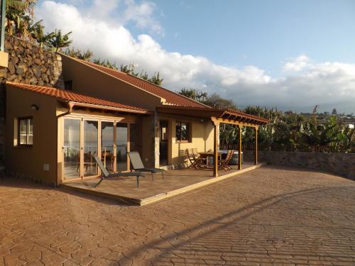 Casa de temporada Banana Paradise (Espanha La Orotava ...