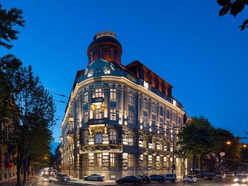 Booking.com : 42 hoteles de 5 estrellas en Ucrania.
