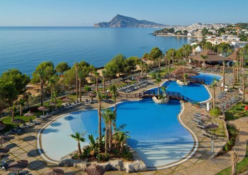 Los 10 mejores hoteles de 5 estrellas en Altea, España ...