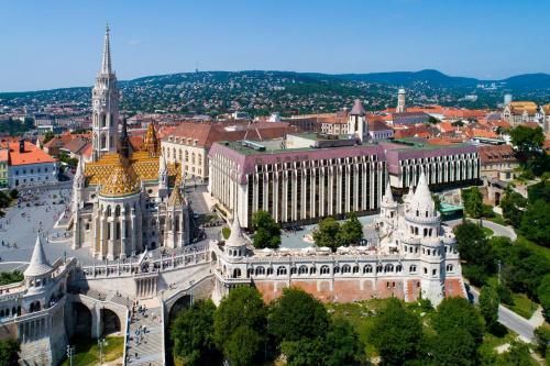16 hoteles de 5 estrellas en Pest, Hungría. Booking.com