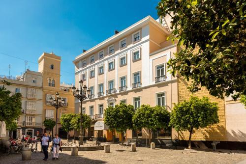 Los 10 mejores hoteles 3 estrellas en Cádiz, España ...