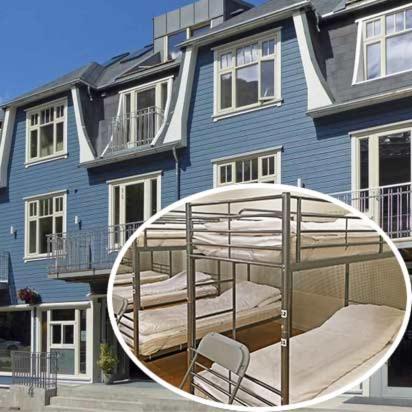 Bakkegata - Blue House Dormitory