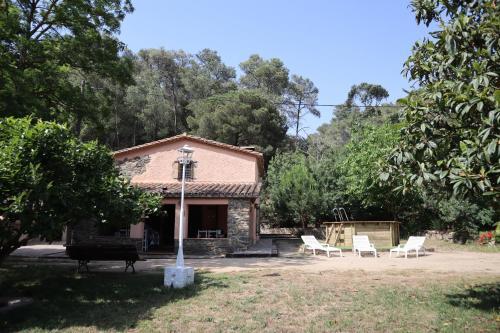 Casa de campo Masia Can Ninot (España Santa Susanna ...