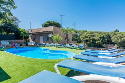Casa de vacaciones HomeHolidaysRentals Domitila (España ...