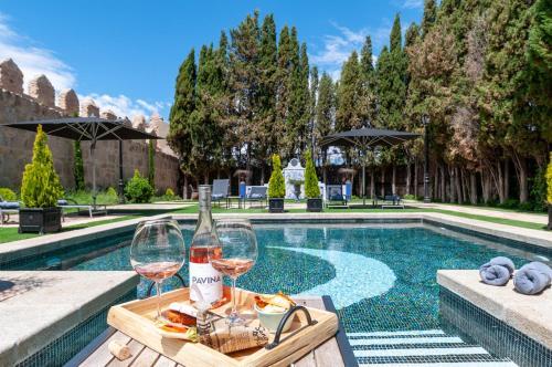 Los 10 mejores hoteles con pileta en Ávila provincia, España ...
