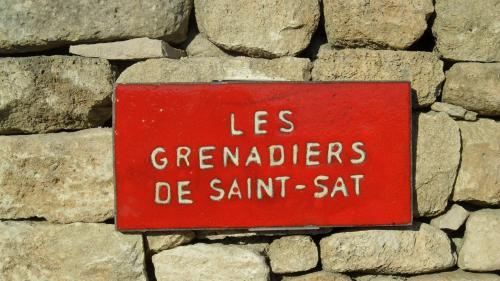 B&B - Les Grenadiers de Saint Sat