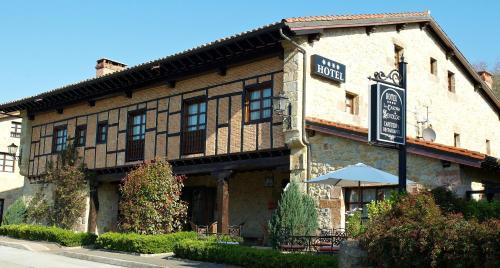 Los 10 mejores hoteles 4 estrellas en Santillana del Mar ...