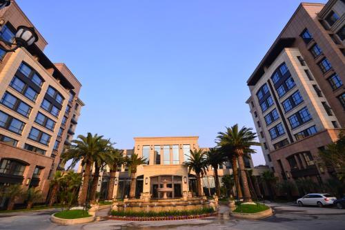 Los 10 mejores hoteles 5 estrellas en Jiading, China ...