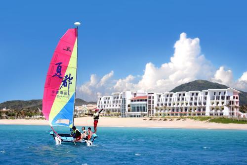 Description For A11y Cau Beach Resort Kenting